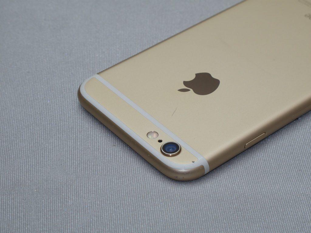 iPhone 6 damage